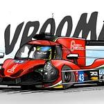 rgr-byMorand illustration 24 du Mans